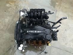 Двигатель Chevrolet Cruze 1.6 механика 109л. 2012 год пробег36 тыс