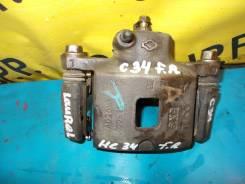 Суппорт тормозной. Nissan Laurel, HC34, SC34 Двигатели: RD28, RB20E, RB20DE