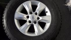 Toyota Land Cruiser Prado. 7.5x17, 6x139.70, ET57, ЦО 106,1мм.