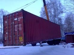 Контейнер - 40 футов, 2015. Контейнер - 40 футов в отл. сост. целый., 40 000 кг.