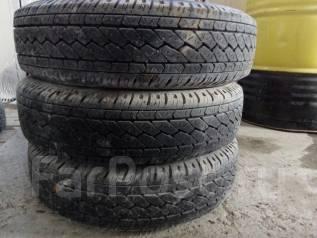 Bridgestone R600. Летние, 2005 год, износ: 30%, 3 шт