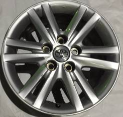Toyota. 7.0x16, 5x114.30, ET40, ЦО 48,0мм.