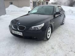 BMW 5-Series. автомат, задний, 2.5 (218 л.с.), бензин, 161 000 тыс. км