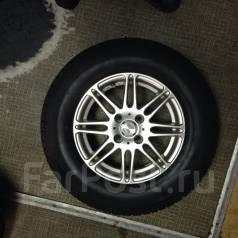 Продам комплект колес. x14 4x100.00 ET42