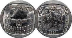 ЮАР 5 рандов, 1994