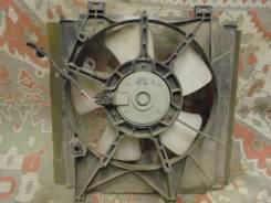 Вентилятор охлаждения радиатора. Toyota Passo, KGC30 Двигатель 1KRFE