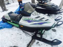 Arctic Cat. есть птс, без пробега