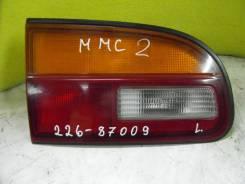 Вставка багажника. Mitsubishi Delica