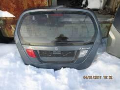 Дверь багажника. Suzuki Liana Двигатель M16A