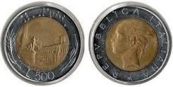 Италия 500 лир, 1984