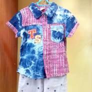 Рубашки. Рост: 98-104, 110-116, 116-122 см