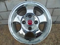 Honda. 6.0x15, 4x114.30, ЦО 62,0мм.