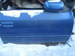 Дверь боковая. Mazda Demio, DW3W, DW5W