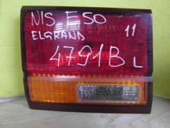 Стоп-сигнал. Nissan Elgrand