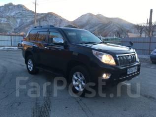 Toyota Land Cruiser Prado. автомат, 4wd, 2.7 (163 л.с.), бензин, 57 тыс. км