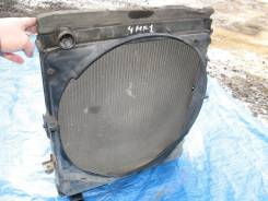 Радиатор охлаждения двигателя. Mazda Titan, WG3AD, WG3AT Двигатель 4HF1