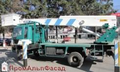 Hino Ranger. Автовышка 25м Хино Рейнджер 96г. в., 6 014 куб. см., 25 м.