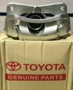 Суппорт тормозной. Toyota 4Runner, GRN215, UZN210, UZN215, GRN210 Toyota GX470, UZJ120 Toyota Land Cruiser Toyota Land Cruiser Prado, TRJ125, RZJ120...