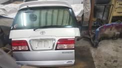 Дверь багажника. Toyota Hiace Regius Toyota Touring Hiace Toyota Regius, RCH47, KCH40, KCH46, RCH41