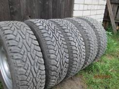 Continental Crosscontact AT 205/70 R15 5шт. 6.0x15 5x139.70 ET40 ЦО 98,5мм.