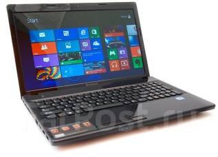 "Lenovo G580. 15.6"", 2,2ГГц, ОЗУ 4096 Мб, диск 500 Гб, WiFi, Bluetooth, аккумулятор на 5 ч."