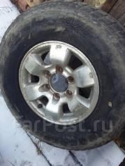Toyota Land Cruiser Prado. x15, 6x139.70