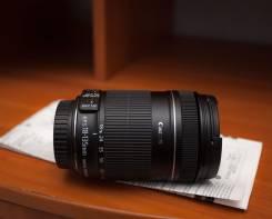 Универсальный объектив Canon EF-S 18-135mm f/3.5-5.6 IS. Для Canon, диаметр фильтра 58 мм