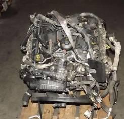 Двигатель. Land Rover Discovery, L319 Двигатель 276DT