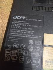 Acer Aspire 5520. ОЗУ 2048 Мб, WiFi