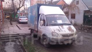 ГАЗ 3302. ГАЗ Газель 3302, 2006, 2 400 куб. см., 2 000 кг.