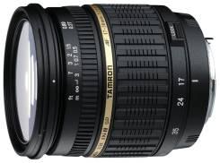 Продам объектив Tamron SP AF 17-50 mm F/2.8 XR DiII SP для Sony. Для Sony, диаметр фильтра 67 мм