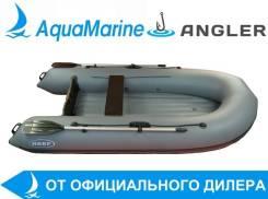 Angler. Год: 2017 год, длина 2,90м., двигатель подвесной, 5,00л.с., бензин