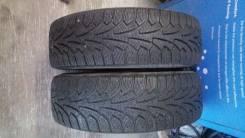 Nokian Nordman RS. Зимние, без шипов, 2009 год, износ: 40%, 2 шт