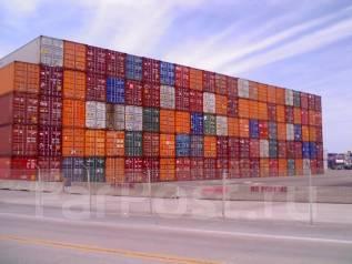 Ответственное хранение контейнеров Теминал. Под заказ
