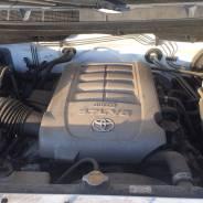 Крышка двигателя. Toyota Tundra