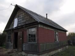 Дом с участком 10 соток на 3-м километре. 3-й километр, р-н 3-й километр, площадь дома 36 кв.м., электричество 7 кВт, отопление твердотопливное, от а...