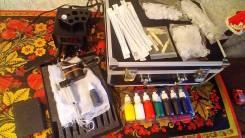 Оборудование для боди-арта и татуировок.