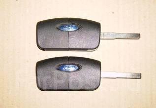 Ключ зажигания. Ford Focus