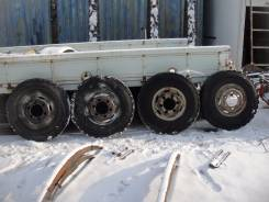 Продам комплект грузовых колес на грузовик 5Т. 6.0x16 6x180.00 ЦО 160,0мм.