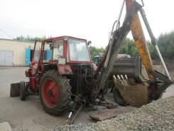 ЭО 2621. Продается экскаватор одноковшовый ЭО-2621 на базе трактора ЮМЗ-6, 1 800 куб. см., 0,25куб. м.