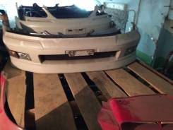 Бампер. Mitsubishi Chariot Grandis, N94W, N96W Mitsubishi Chariot