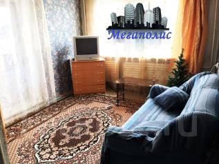 1-комнатная, улица Чапаева 2. Вторая речка, агентство, 34 кв.м. Комната