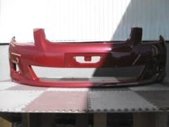 Бампер. Toyota Corolla Fielder, NZE144, NZE141G
