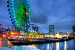 Япония. Токио. Экскурсионный тур. Майские праздники в Японии! Асикага - Одайба - Токио!