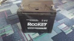 Rocket. 55 А.ч., левое крепление, производство Корея