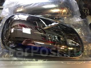 Накладка на зеркало. Toyota Premio, AZT240, NZT240, ZZT240 Toyota Corona Premio Двигатели: 1AZFSE, 1NZFE, 1ZZFE
