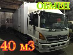Hino 500. Грузовой фургон , 2012 г. в. 40 м3, 8 000 куб. см., 10 000 кг.
