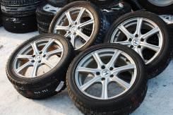 136976 Комплект колес Honda c Зимними шинами 225+235/45/17. 7.0x17 5x114.30 ET53