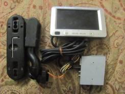 Монитор Carrozzeria TVM-W650 с креплением на стойки подголовника