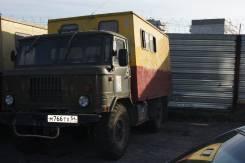 ГАЗ 66. Продается (грузовой фургон), 4 200 куб. см., 2 200 кг.